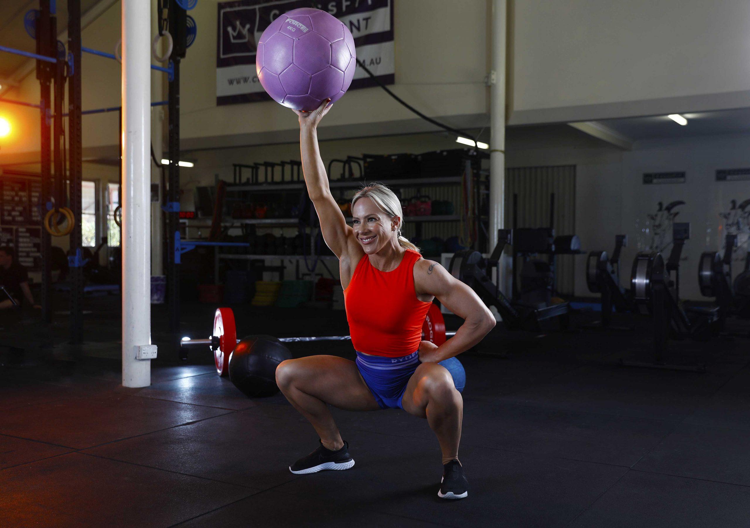 Personal Trainer Chantel