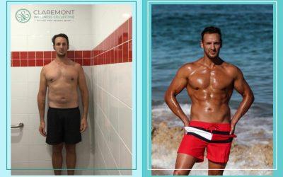 Leon's Total Body Transformation
